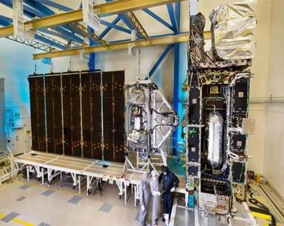 GOES-R-satellite
